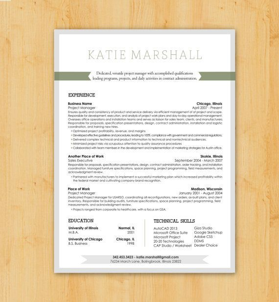 214 best Resume HELP images on Pinterest Resume, Apartment - modern day resume