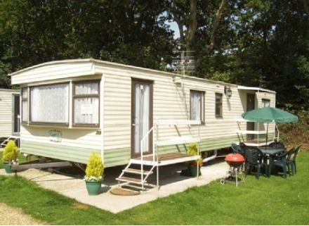 Perfect  Leisure Park Static Caravan Hire 350  LOSSIEMOUTH Scotland