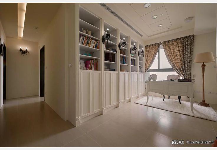新古典風書房