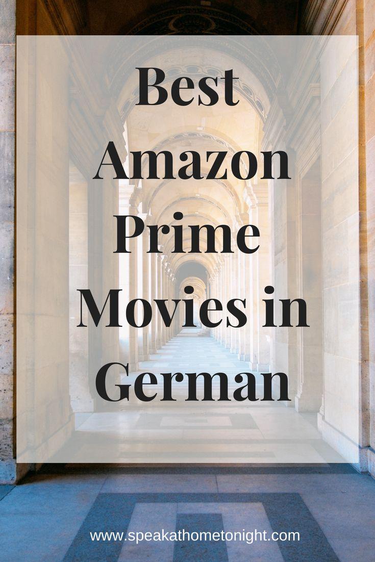 German movies, learn German, watch German film, Deutsch lernen