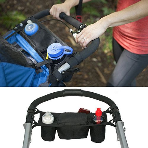 Baby Stroller Organizer Cooler Thermal Bags Carriage Pram Buggy Cart Bottle Holder 76VQ-in Strollers from Mother & Kids on Aliexpress.com | Alibaba Group