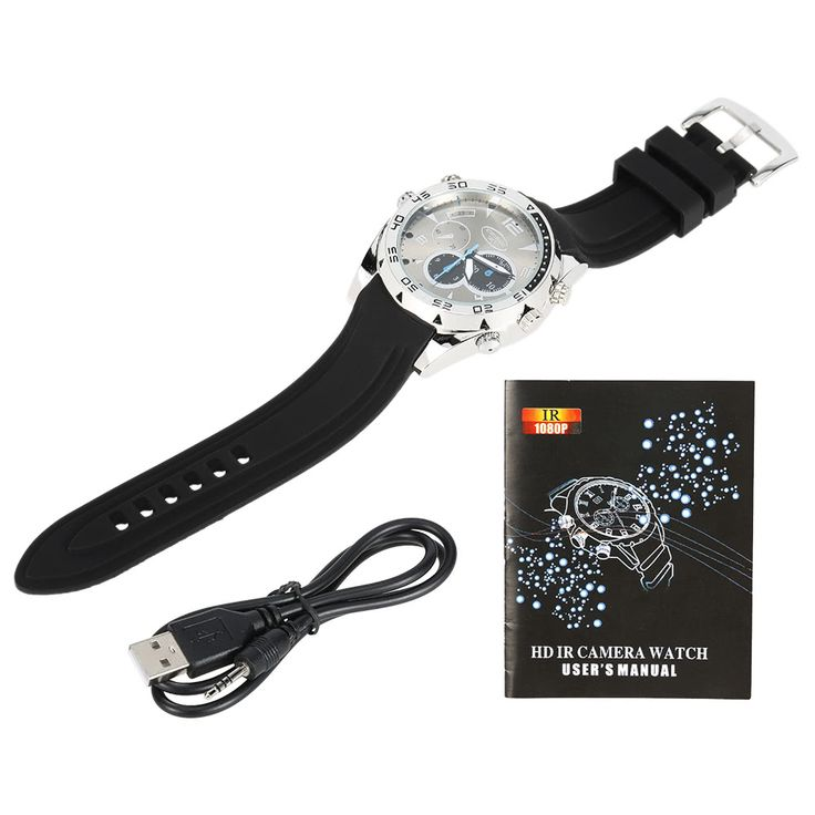 in stock ; waterproof watch with spy camera , the shipping is free (7-12 business days)