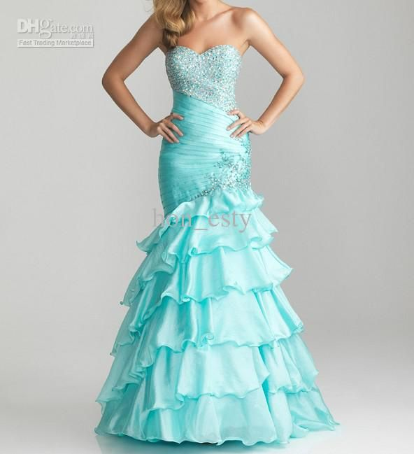 8 best Blue Moon Gowns images on Pinterest | Mermaid prom dresses ...