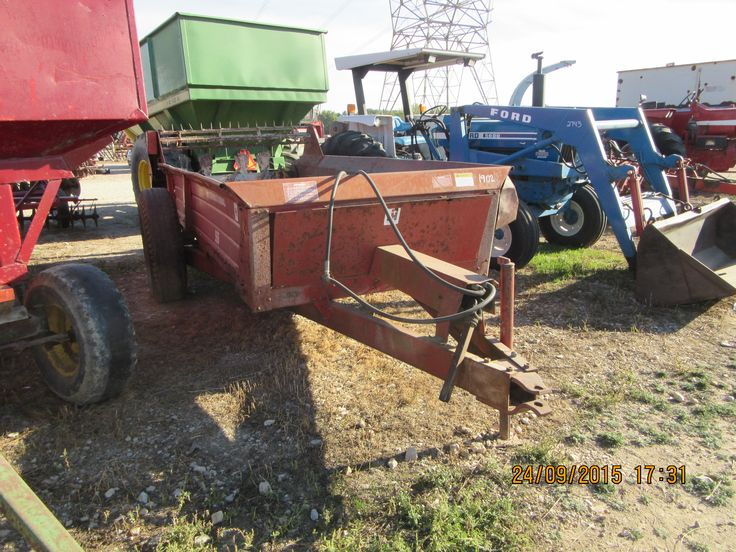 Ih Manure Spreader : International manure spreader ih farmall pinterest
