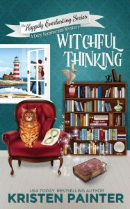 Title: Witchful Thinking: A Cozy Paranormal Mystery, Author: Kristen Painter