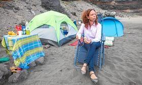 Vino y girasoles...: Menos mal que el clima de Canarias ayuda...