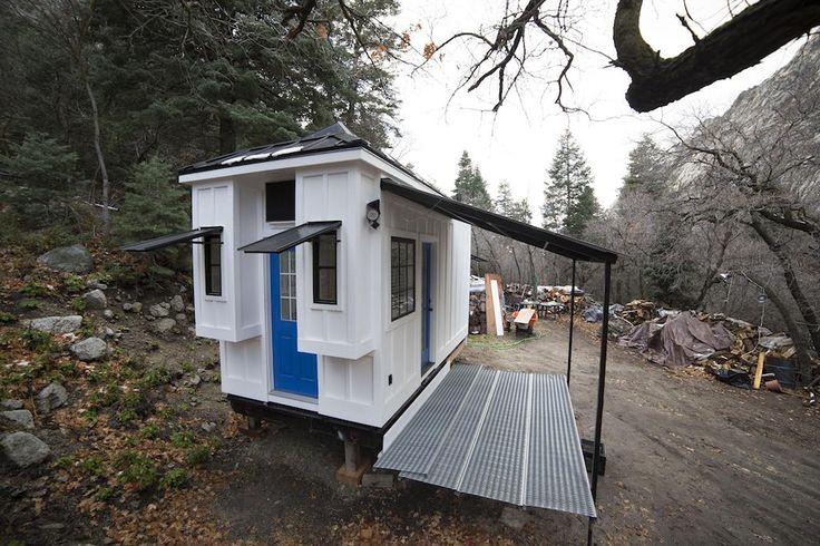Sandy Tiny House