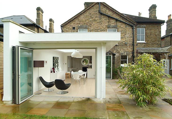 Victorian Double Fronted House Design in Bromley London