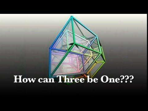 The Trinity Explained (with Reason)~ I thought this was interesting in the way it was explained.  Why did God use the plurals US and OUR in Genesis 1:26? Could the Lord be showing us He is Father, Son and Holy Spirit yet be One God.