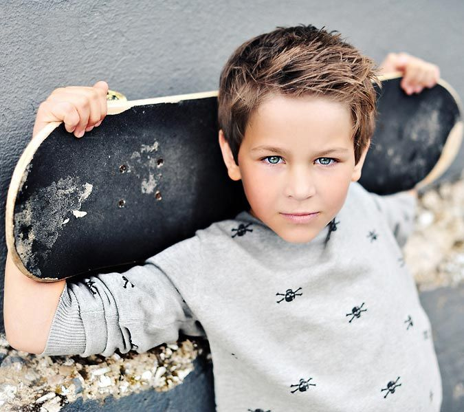 20 Best Boy Hairstyles Images On Pinterest Boy