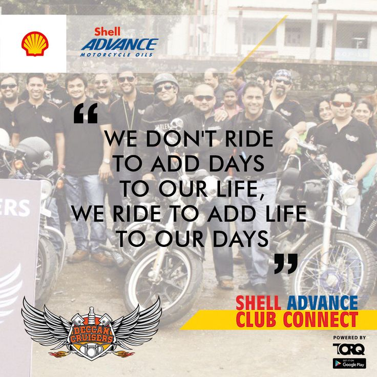 Watch Deccan Cruisers story and video on TORQ Rider App tomorrow..! Download the App & be part of the Shell Advance Club Connect journey!! https://goo.gl/EP9ds6  #TheWinningIngredient #TORQ #TorqRiderApp #bikerlife #motorcyclediaries