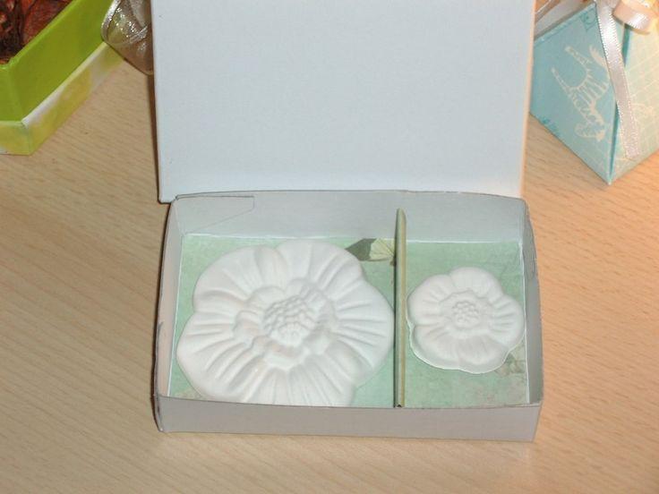 Gessi+profumati+(fiori)+di+Monica+Vittani+Handmade+su+DaWanda.com