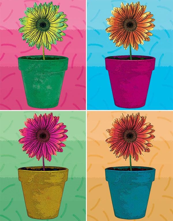Vasarely, pop art