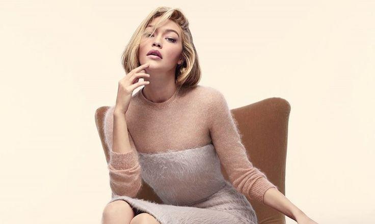 Gigi Hadid for Max Mara Fall 2015 Campaign (Photos)