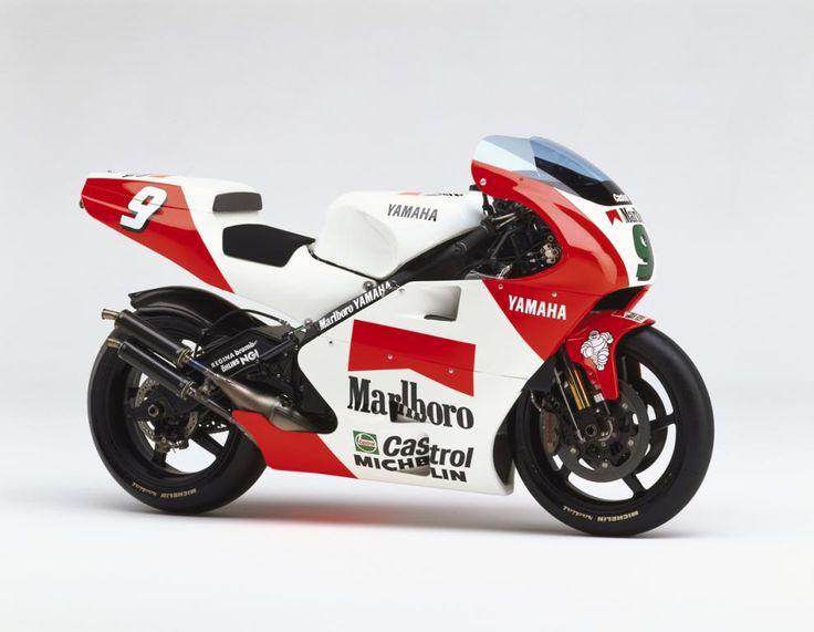 Yamaha YZR500 OWJ1 1996