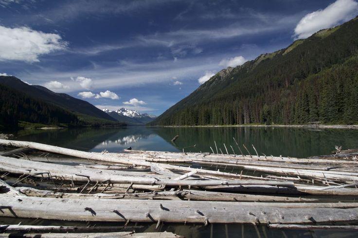Trans-Canada Road Trip - The Great British Columbia (BC)
