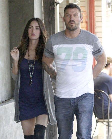 Megan Fox And Brian Austin Green Hide Baby Bump (Photo)