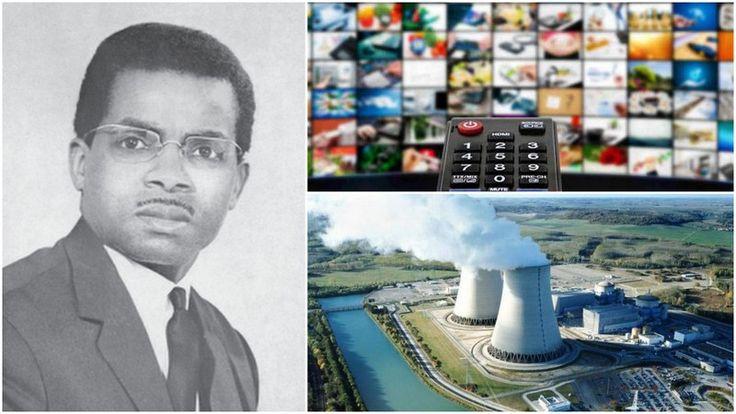 Raoul Nicolo a inventé le bloc télévisuel multicanal et une série d'innovations dans le domaine de l'énergie nucléaire