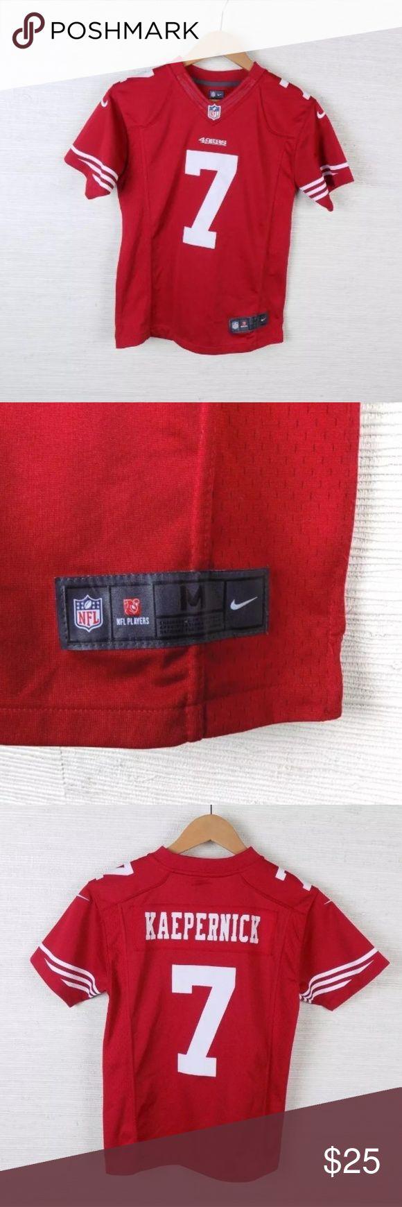 Colin Kaepernick Jersey San Francisco 49ers Kids Clothes