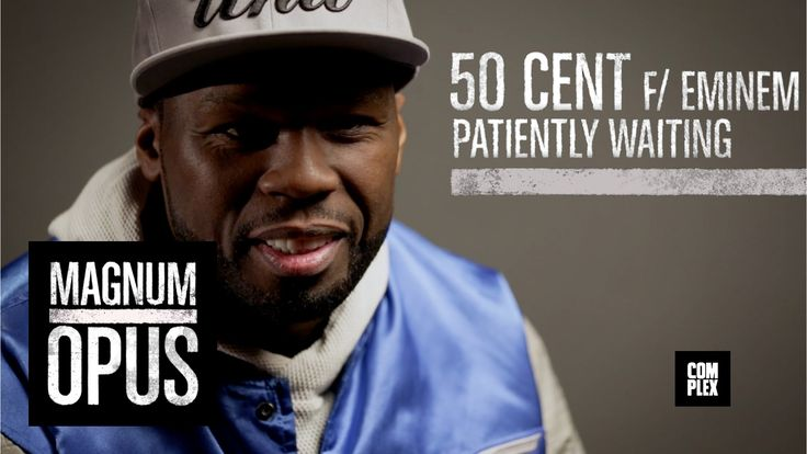 "50 Cent f/ Eminem - ""Patiently Waiting"" 