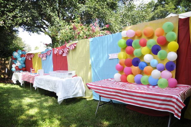 """Photo 14 of 25: Carnival / Birthday """"Blake and Evan's Birthday!"""" 