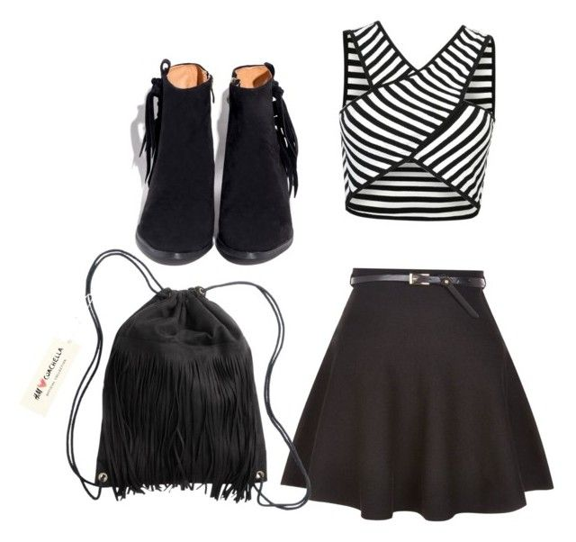 """""""Sin título #2"""" by moniquitarivero on Polyvore featuring New Look y H&M"""