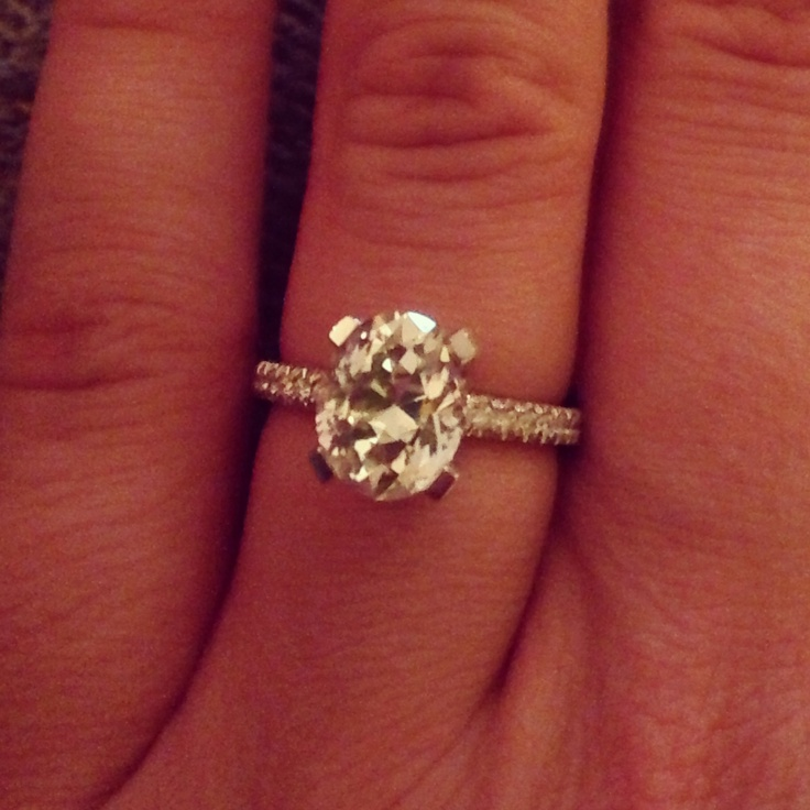 124 best images about Custom Rings by Adiamor on Pinterest