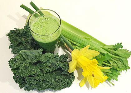 'Spring Countdown' Green Juice | Reboot With Joe