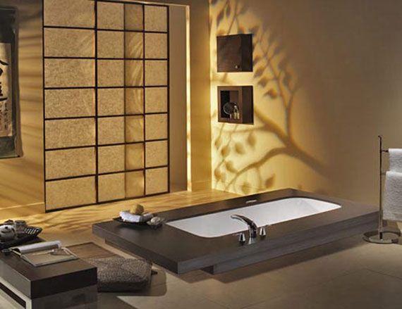 20 Gorgeous Japanese Bathroom Designs - http://www.interiordesign2014.com/decorating-ideas/20-gorgeous-japanese-bathroom-designs/