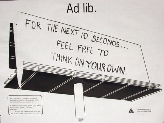 The Anti-Advertising Agency « Publication Design
