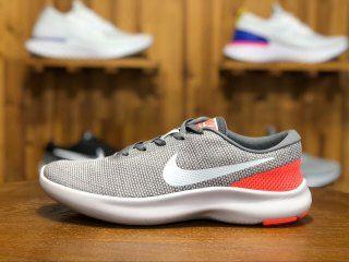 3fca4d8d1909 Mens Nike Flex Experience Rn 7 Casual Sneakers Gunsmoke White Vast Grey  Total Crimson 908985 003