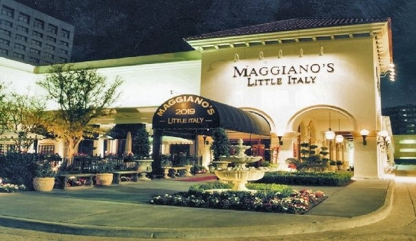 Italian Restaurant Maggiano Houston