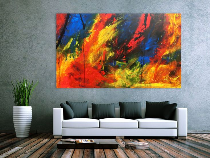 205 besten Abstract art Bilder auf Pinterest - wohnzimmer bilder abstrakt