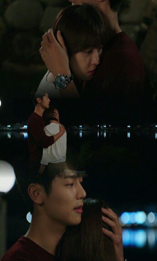 Kang Min Hyuk and Ha Ji Won - Hospital ship