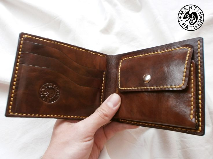 Ja spravím koženú peňaženku za 80€ | Jaspravim.sk