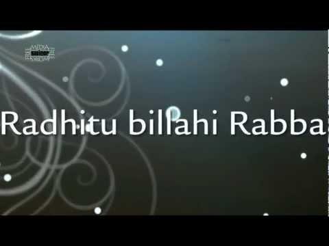 Maher Zain - Radhitu Billahi Rabba |