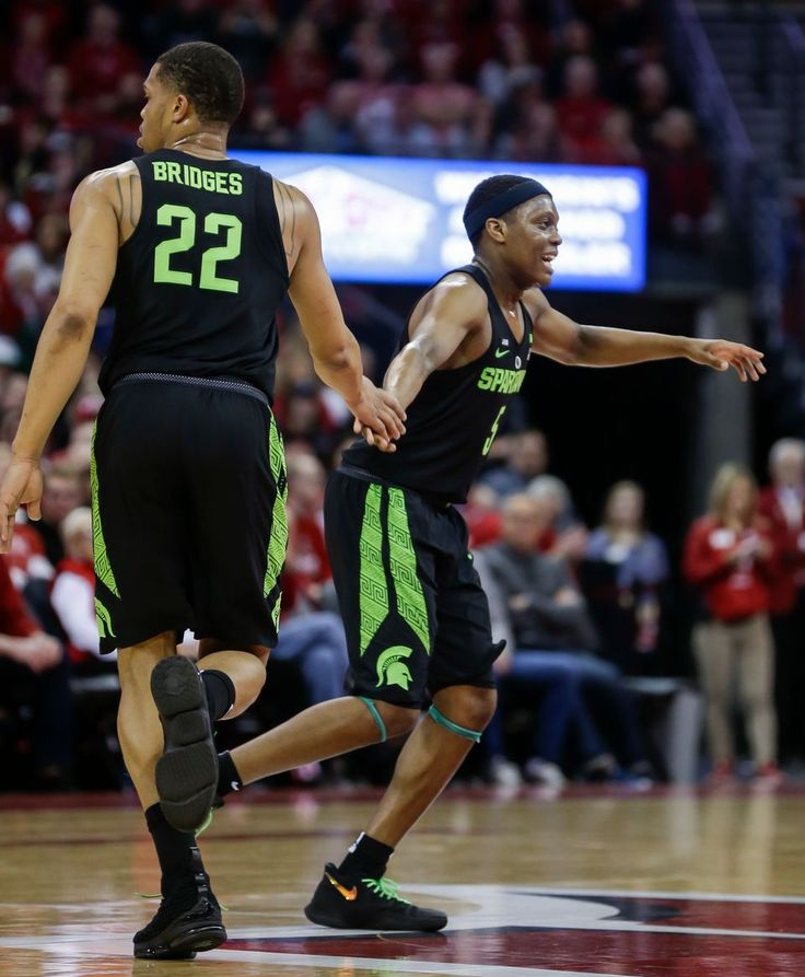 Michigan State tops Wisconsin to take Big Ten title outright | MLive.com