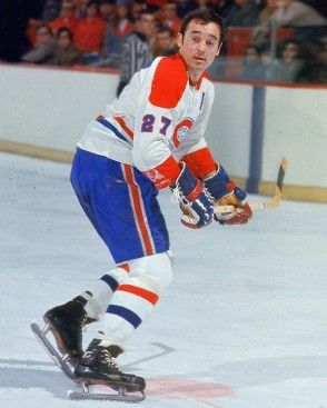 Frank Mahovlich - Montreal