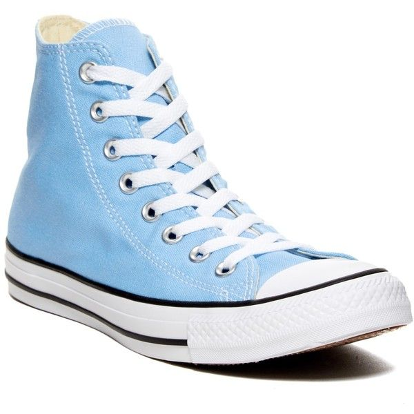 converse shoes high tops light blue. converse ct high top sneaker (unisex) ($33) ❤ liked on polyvore featuring shoes tops light blue