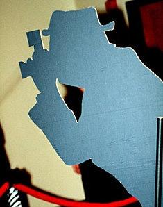 idées décoration de salle thème cinéma