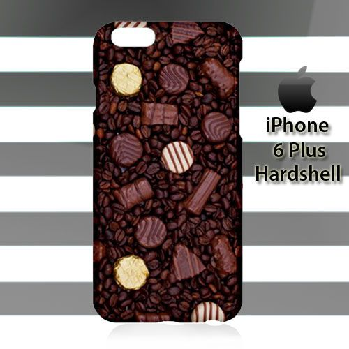 Chocolates on Coffee Beans iPhone 6 Plus Case Cover