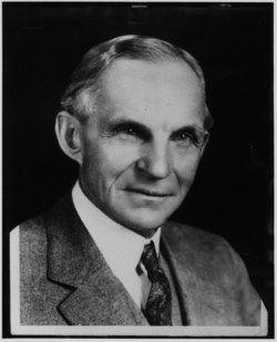 第7回 ヘンリー・フォード(その一) 自動車の発明--- アメリカ国民に ...