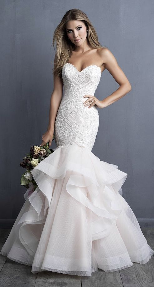 Courtesy of Allure Bridals Couture Collection