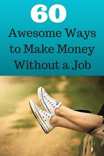 making money unemployed