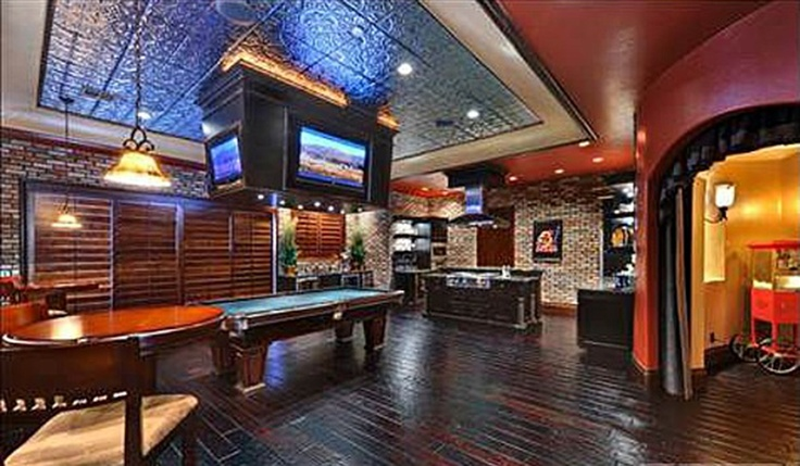 nice man cave 50 awesome man caves pinterest. Black Bedroom Furniture Sets. Home Design Ideas