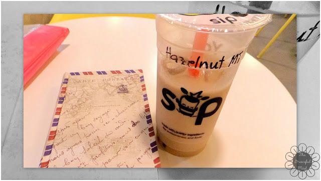 Sip - Hazelnut Milk Tea: http://www.thegracefulmist.com/2015/11/sip-hazelnut-milk-tea.html #Beverage #Bloggers #MilkTea #Reviews #Stores