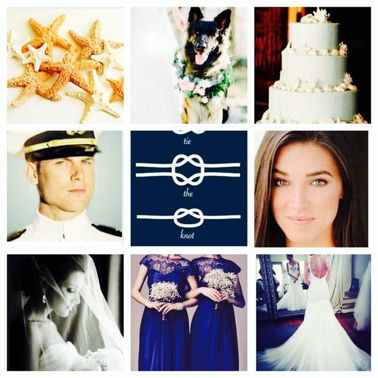 #TheLastShip #DannyandKara #NauticalWedding