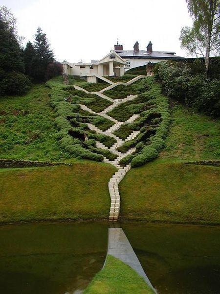 Scotland's Garden of Speculation...