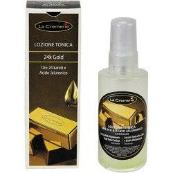 Lozione Tonica Oro 24k e Acido Jaluronico.