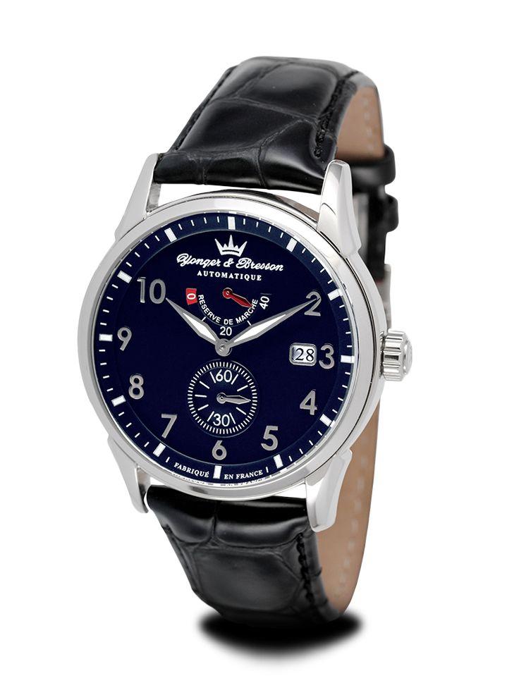 Yonger & Bresson Evì #gioielleria vi propone a #Gessate gli #orologi #yonger&bresson https://www.facebook.com/evipreziosi http://evigioielleria.jimdo.com/